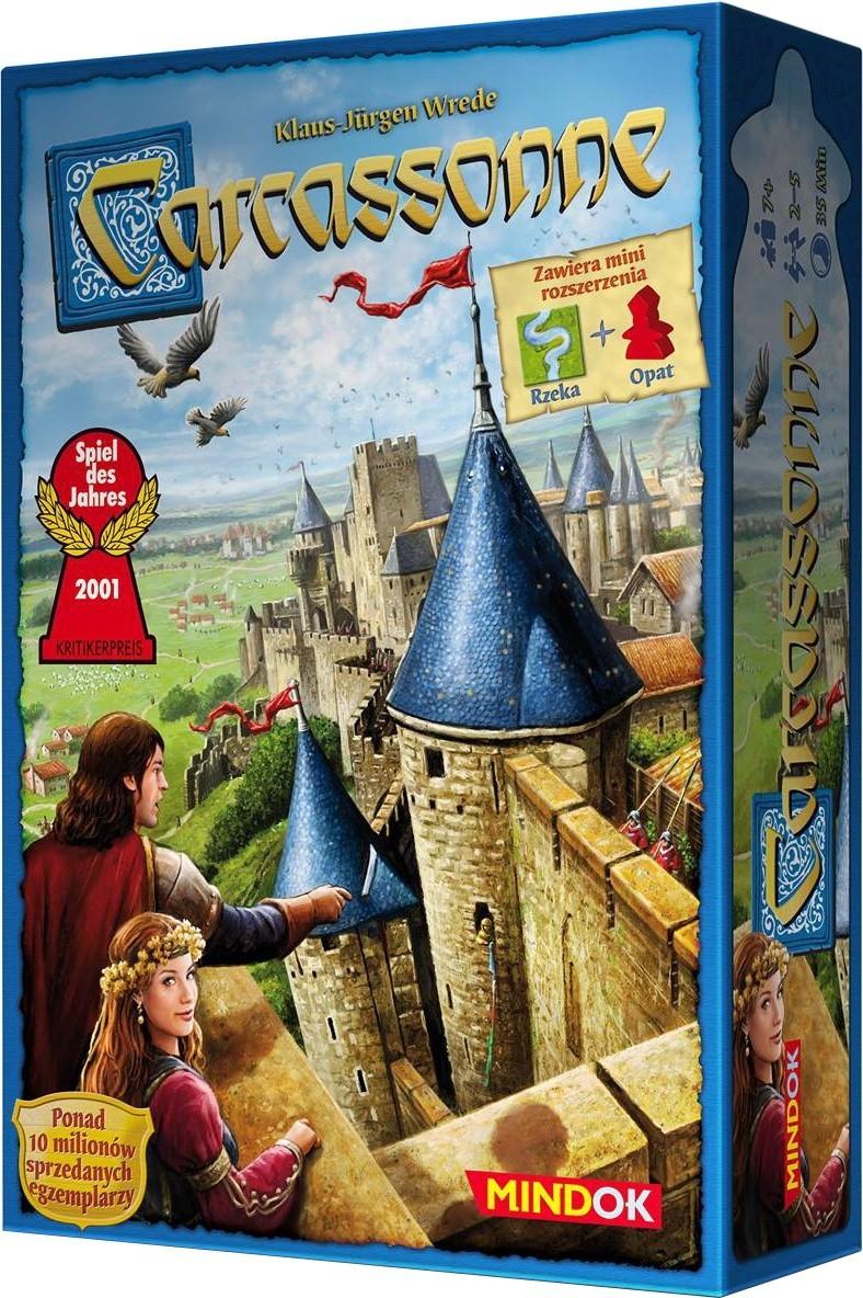 Carcassonne (edycja PL) 2016