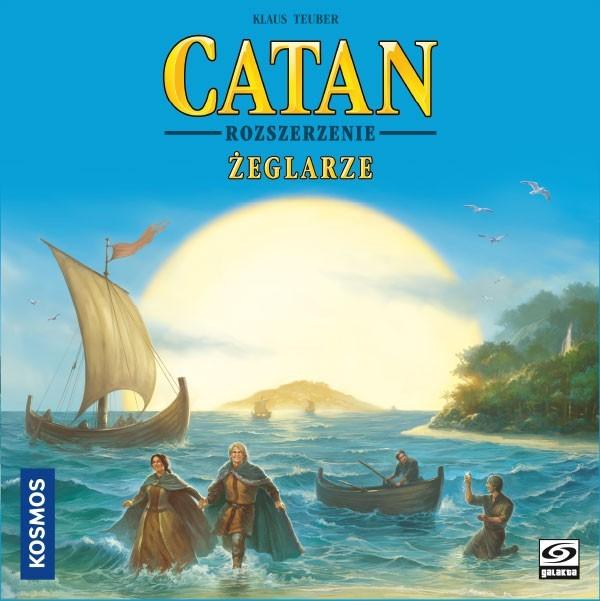 Żeglarze - Catan - Osadnicy z Catanu