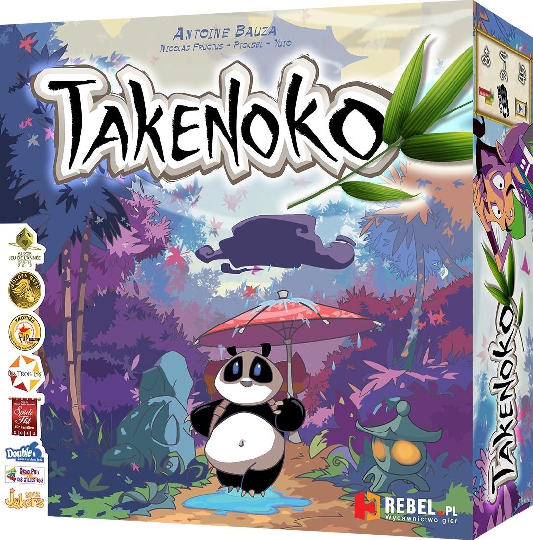 ZESTAW: Takenoko + Chibis