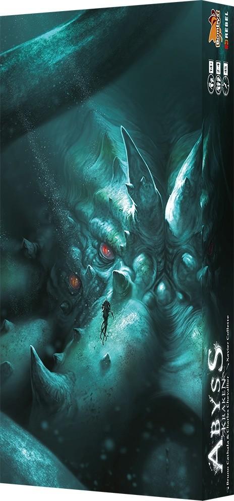 KRAKEN - Abyss (Głębia) PL