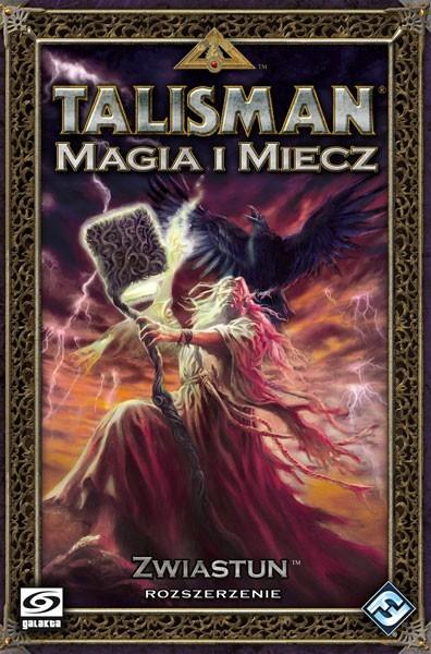 Zwiastun - Talisman: Magia i Miecz