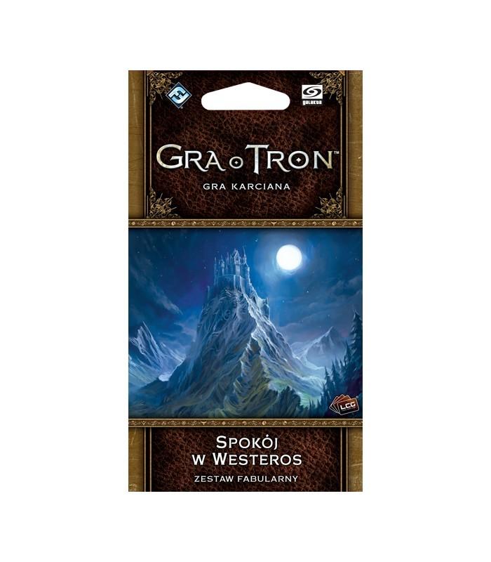 Spokój w Westeros - Gra o Tron II edycja
