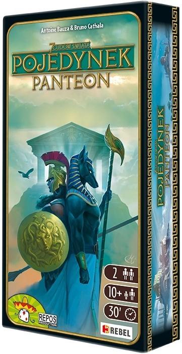 Panteon - 7 Cudów Świata Pojedynek