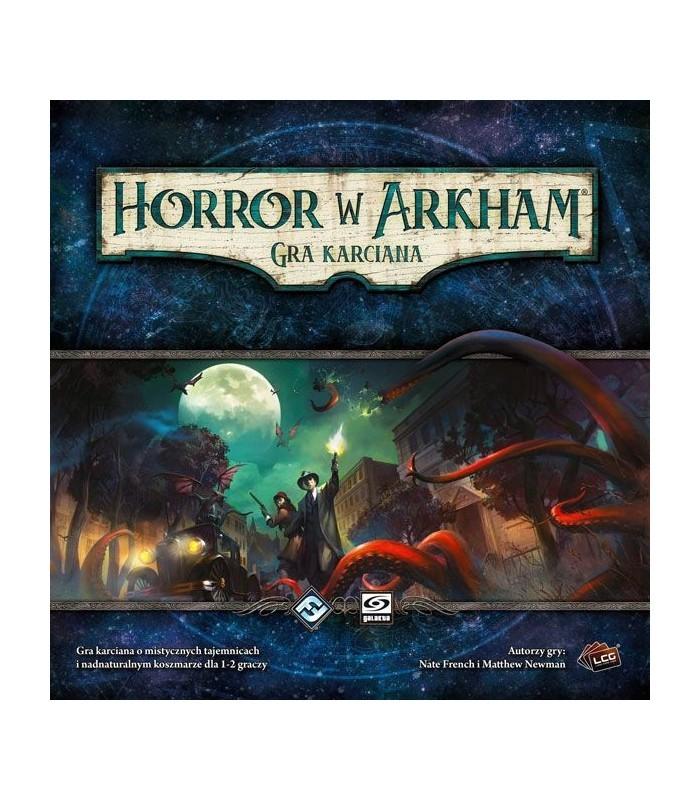 Horror w Arkham Gra karciana LCG