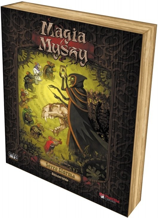 Serce Glorma - Magia i Myszy