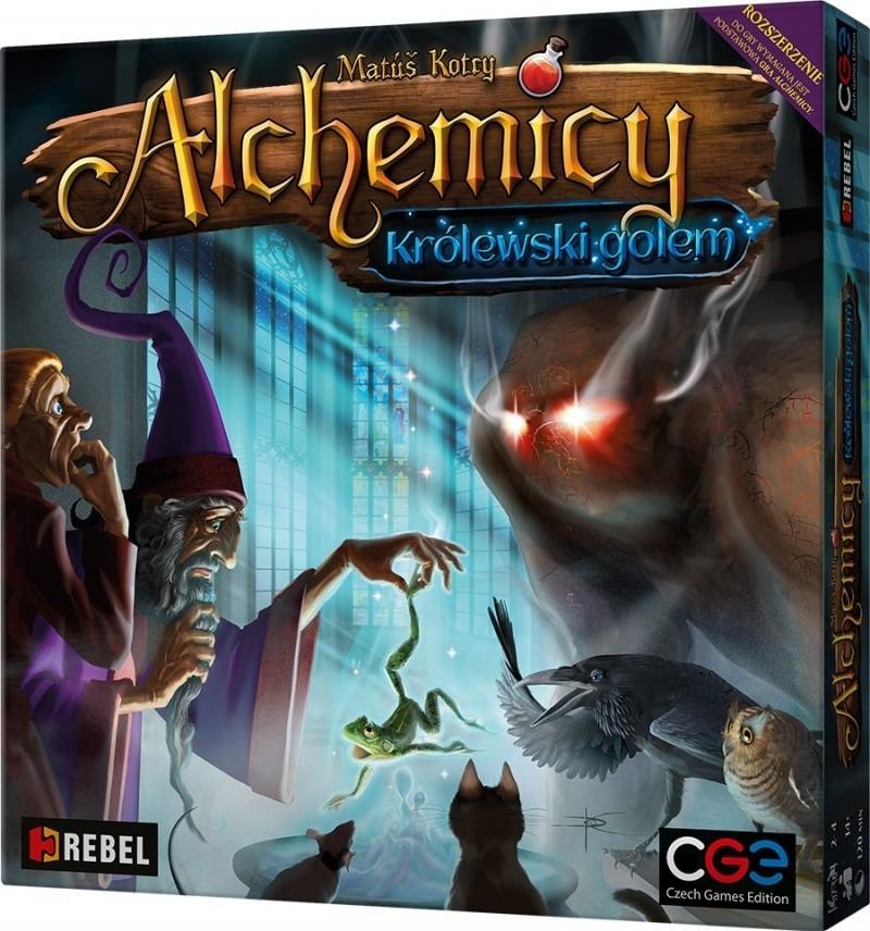Królewski Golem do Alchemicy
