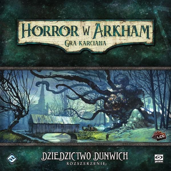 Dziedzictwo Dunwich - Horror w Arkham LCG