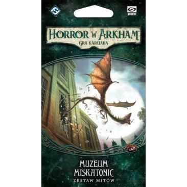 Muzeum Miskatonic - Horror w Arkham LCG