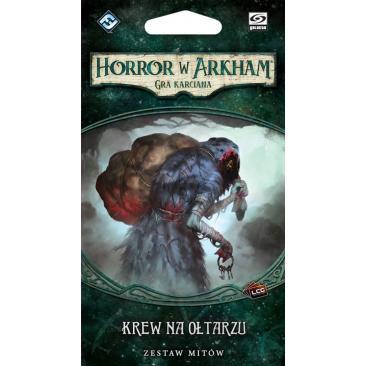 Krew na ołtarzu - Horror w Arkham LCG