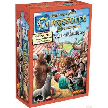 Cyrk Objazdowy - Carcassonne 2 edycja