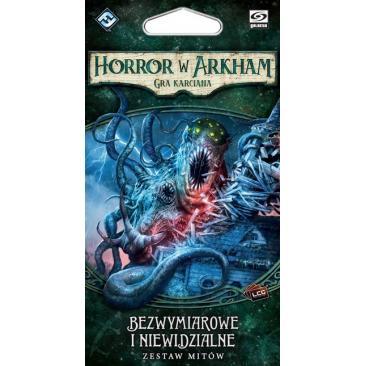 Bezwymiarowe i Niewidzialne - Horror w Arkham LCG
