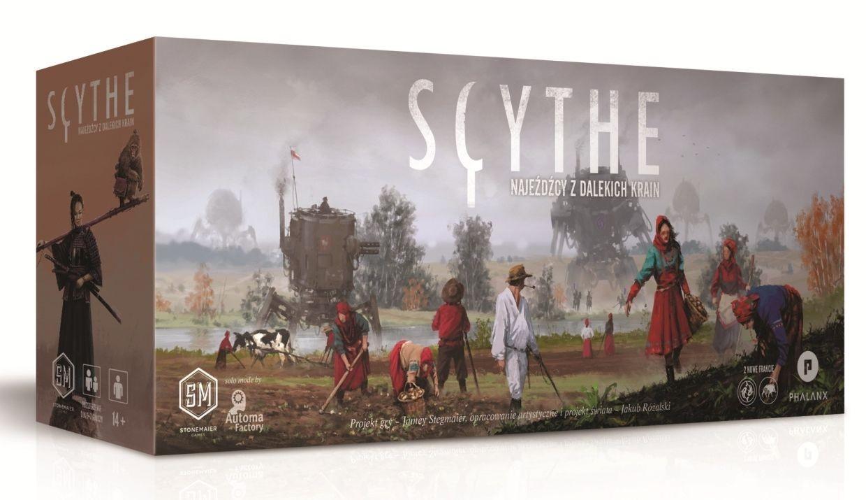Najeźdźcy z dalekich krain - Scythe