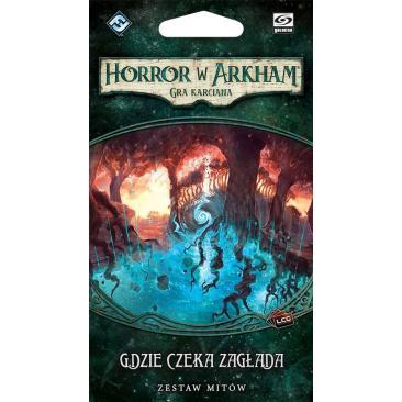 Gdzie czeka zagłada - Horror w Arkham LCG