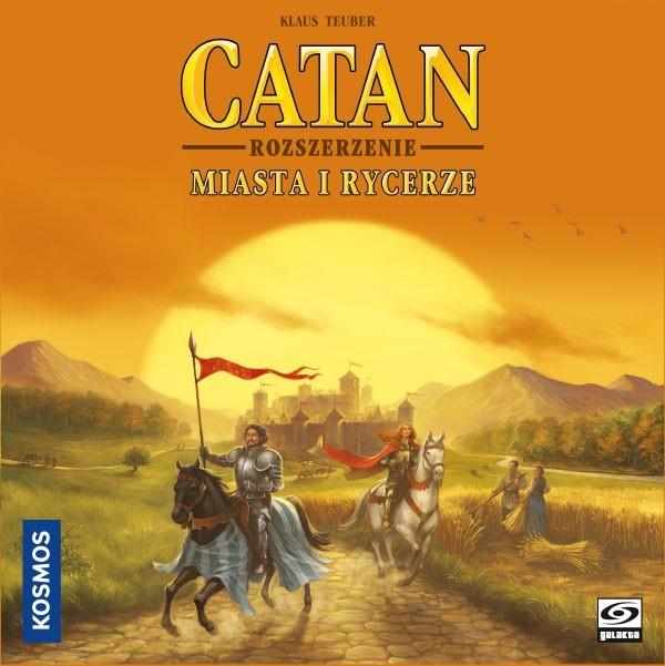 Miasta i Rycerze - Catan (nowa edycja)