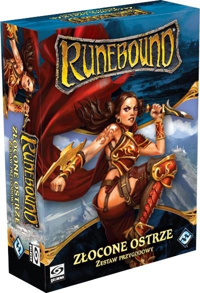 Runebound: Złocone Ostrze