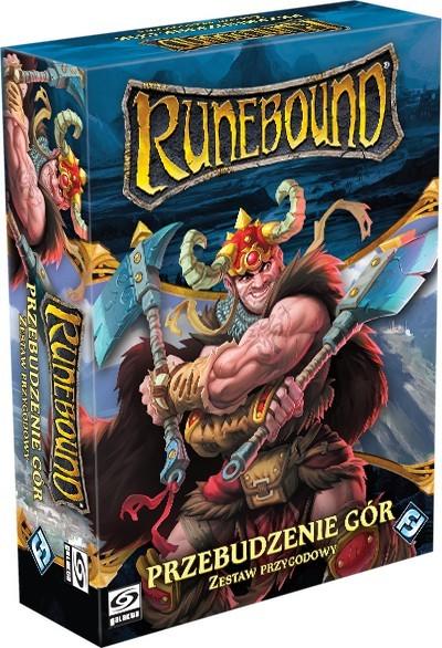 Runebound: Przebudzenie Gór