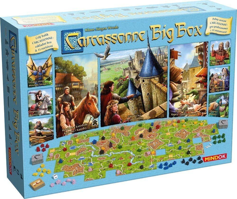Carcassonne Big Box 6 PL