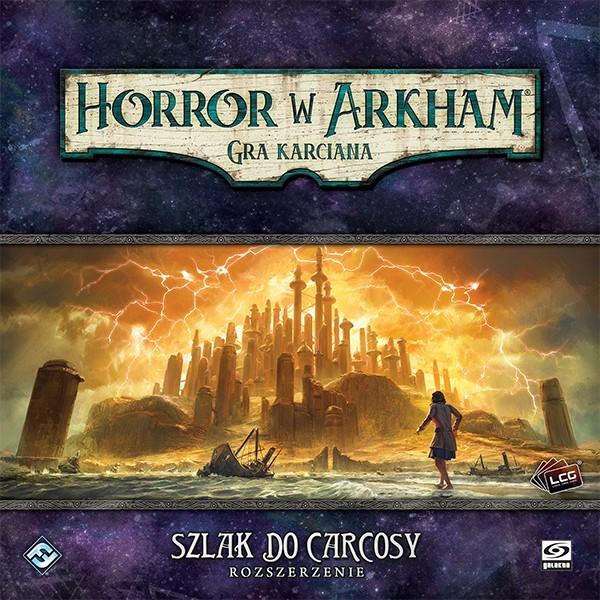 Szlak do Carcosy - Horror w Arkham LCG