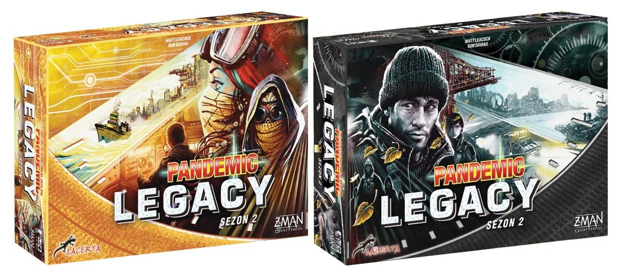 Pandemic Legacy (Pandemia) - Sezon 2