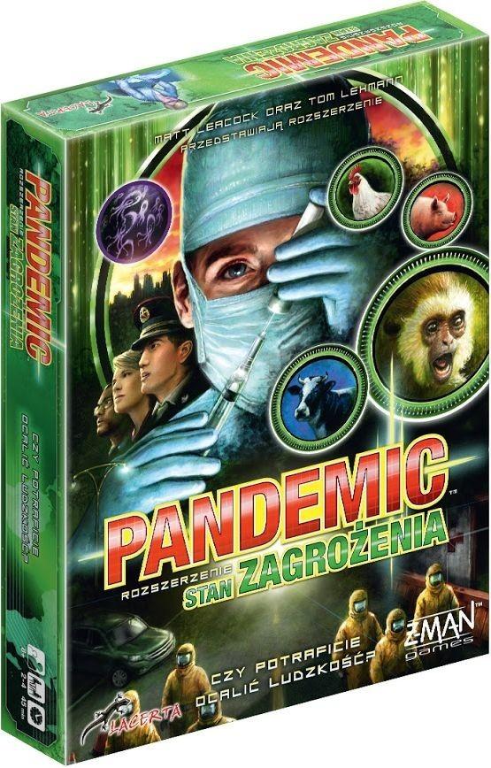 Pandemia: Stan zagrożenia