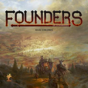 Founders of Gloomhaven (Boxed Board Game)