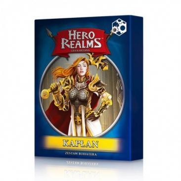 Hero Realms: Zestaw Bohatera - Kapłan