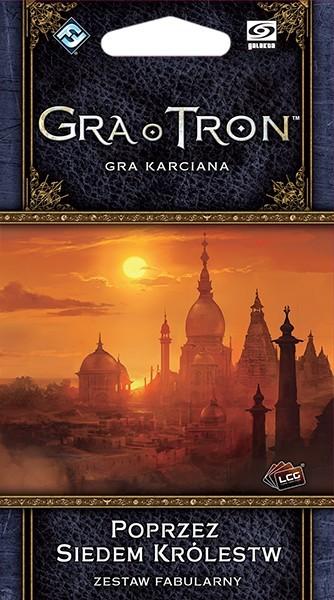 Poprzez Siedem Królestw - Gra o Tron II edycja