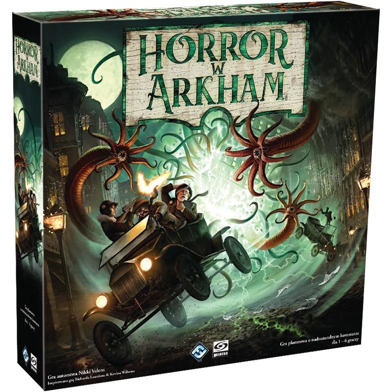 Horror w Arkham 3 edycja