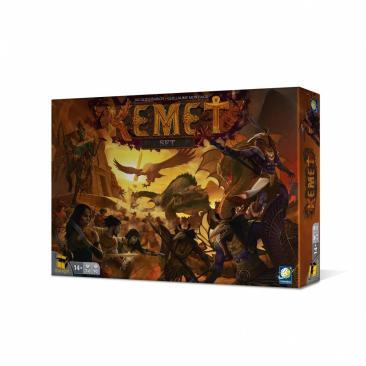 Kemet: Set (edycja 2019)