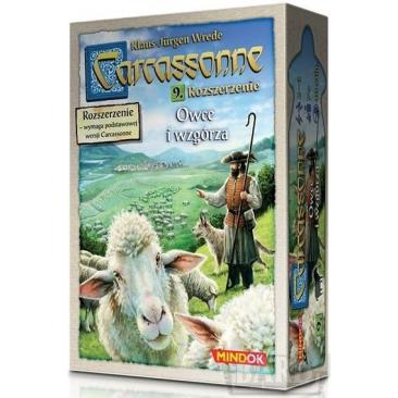 Carcassonne Owce i Wzgórza 2 edycja