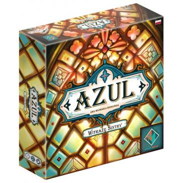 Azul: Witraże...
