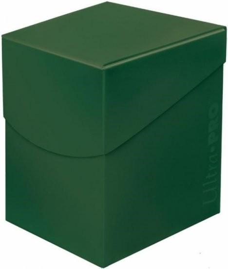 Pudełko Eclipse PRO 100+ FOREST GREEN (głębsze)
