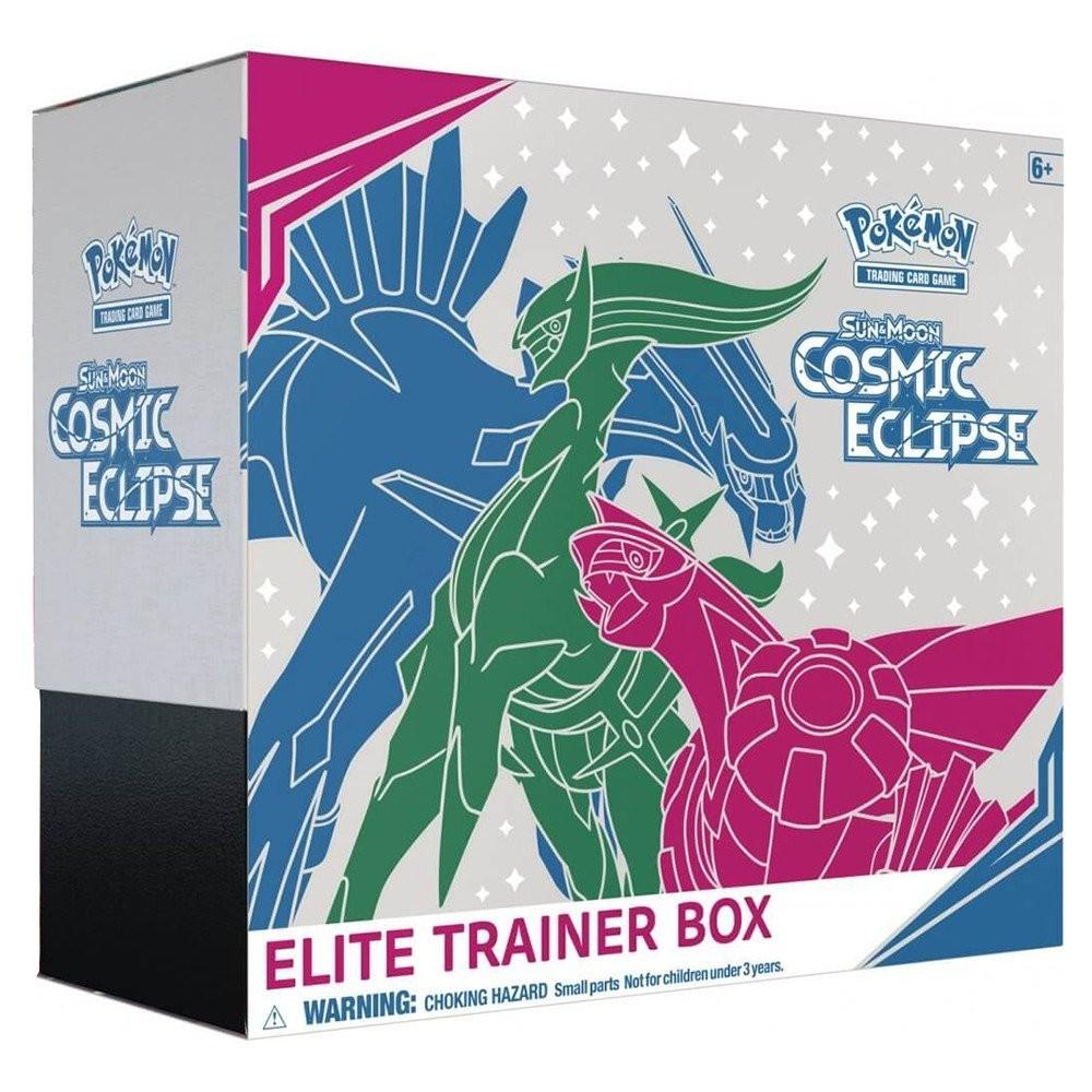 Pokemon TCG: S&M12 Cosmic Eclipse Elite Trainer Box