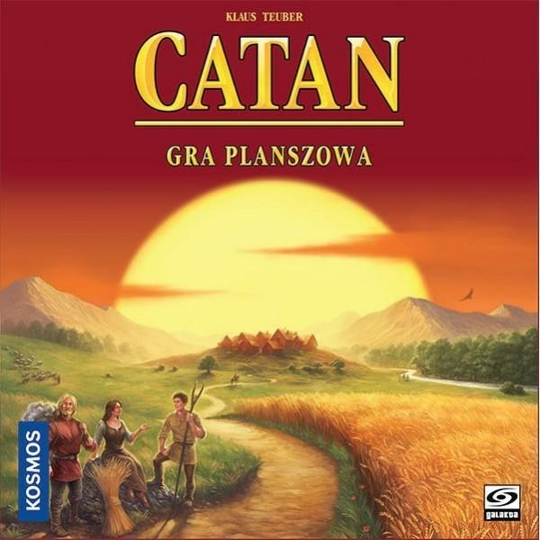 Catan (Osadnicy z Catanu) edycja 2015