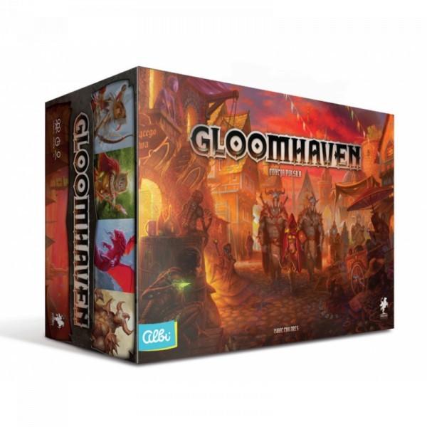 Gloomhaven PL
