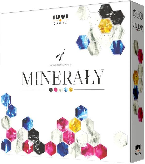 Minerały (IUVI Games)
