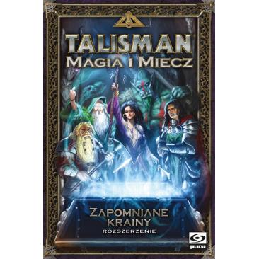 Talisman: Magia i Miecz - Zapomniane krainy