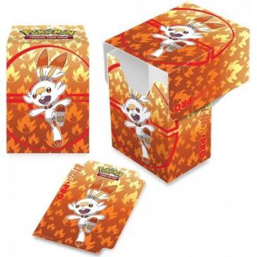 POKEMON: SCORBUNNY Deck Box Pudełko na karty
