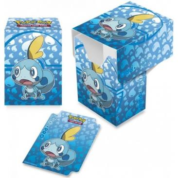 POKEMON: SOBBLE Deck Box Pudełko na karty