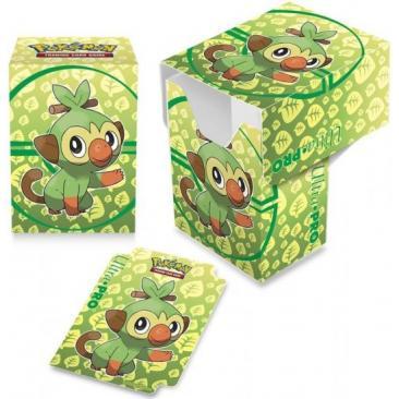 POKEMON: GROOKEY Deck Box Pudełko na karty
