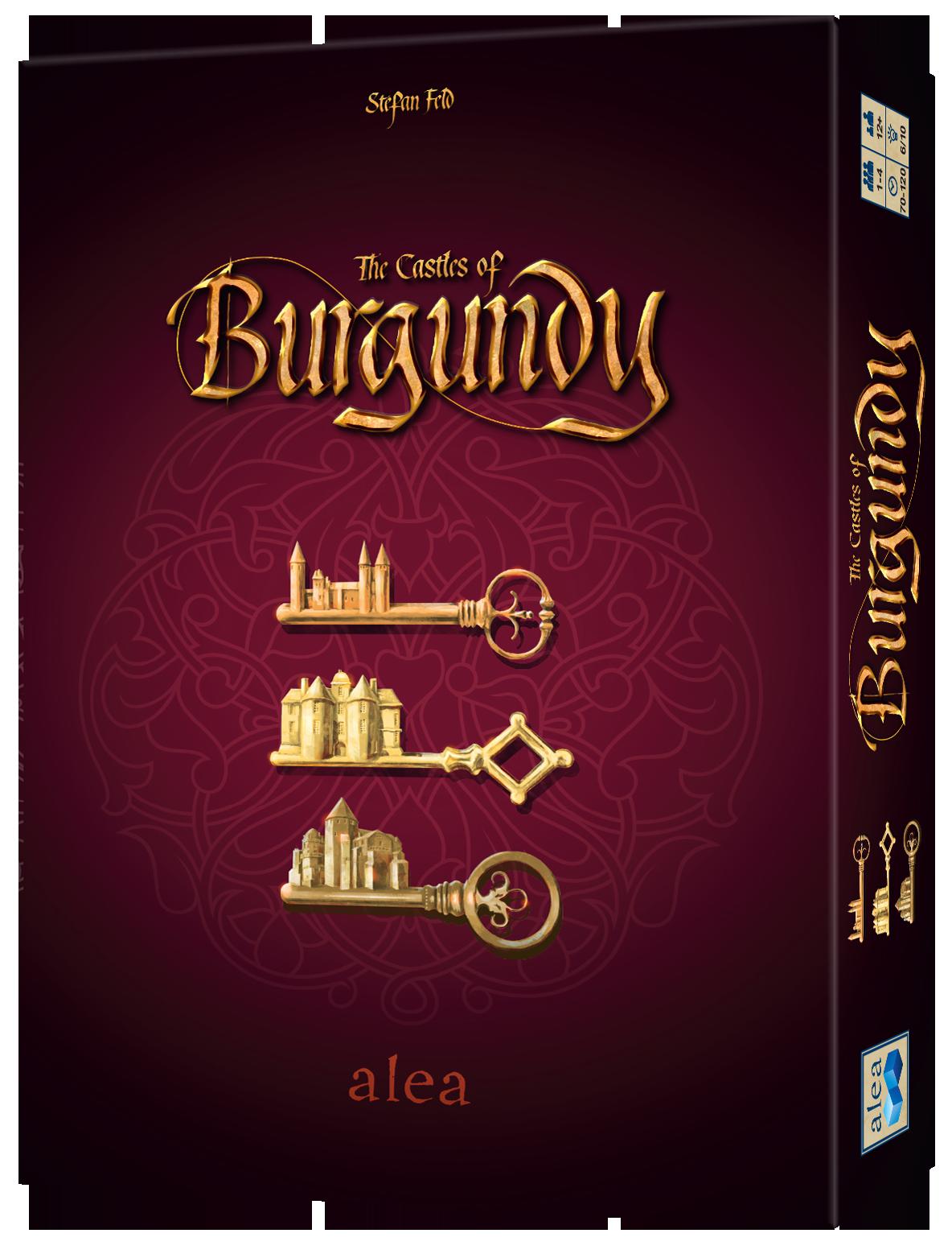 Zamki Burgundii: BIG BOX PL