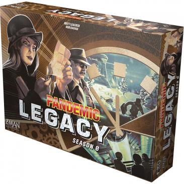 Pandemic Legacy: Sezon 0 - PREORDER
