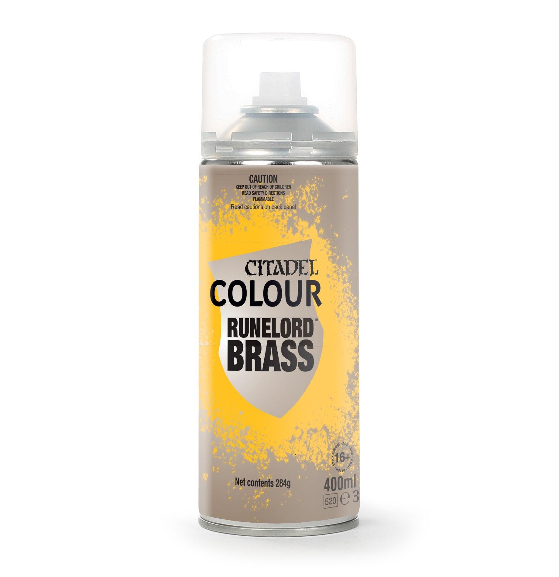 Runelord Brass Citadel Spray