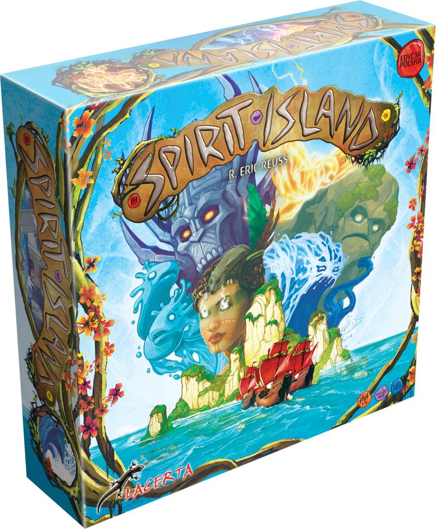 Spirit Island Edycja PL - PRZEDSPRZEDAŻ