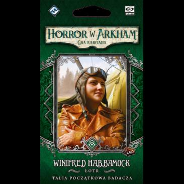 Horror w Arkham LCG: Winifred Habbamock  Talia początkowa badacza