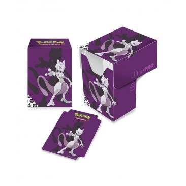 POKEMON: MEWTWO Deck Box Pudełko na karty