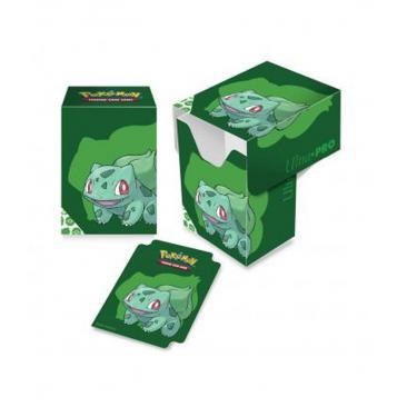 POKEMON: Bulbasaur Deck Box Pudełko na karty