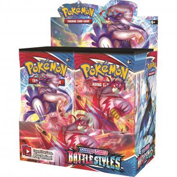 Pokemon TCG: Battle Styles - Booster BOX