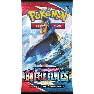 Pokemon TCG: Battle Styles - Booster