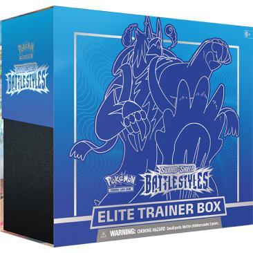 Pokemon TCG: Battle Styles - Elite Trainer Box BLUE